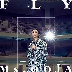 Ms.OOJA「FLY」のCDジャケット