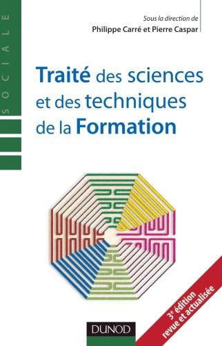 Traité Des Sciences Et Techniques De La Formation
