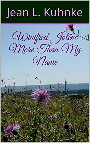 Winifred Jolene - More Than My Name