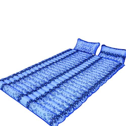 HSJ Colchón de Agua Colchón de Agua Hogar Cama de Agua Inyección de Agua Inyección de Agua Almohadilla de Hielo Cojín de Agua Dormitorio Refrigeración Hielo Colchón Protección del Medio Ambiente