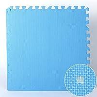 ICEY 32枚組 ジョイントマット 床暖房対応 ベビーフロアマット 防音 抗菌 ノンホルムアルデヒド 60*60cm