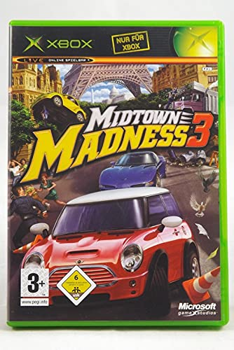 Xbox - Midtown Madness 3