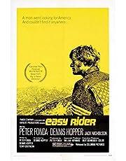 Poster Easy Rider 1969 Poster Klassieke Movie Poster Wall Art Canvas Foto Woondecoratie Nordic Posters En Prints 50 * 70 cm Geen Frame