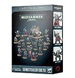 Games Workshop Warhammer 40,000 Start Collecting! Genestealer Cults