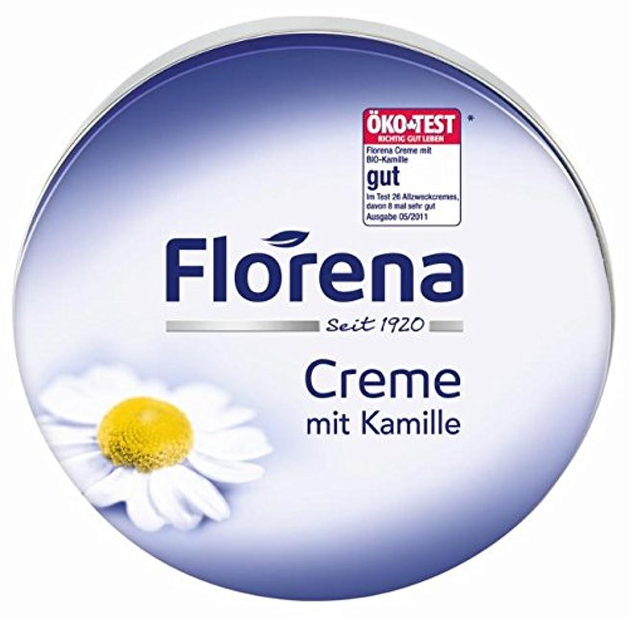 キラウエア山切り刻む醜いフロレナ フロレナクリーム缶 75ml