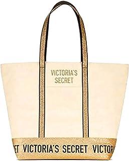 Victoria`s Secret Sparkle Carryall Tote Bag