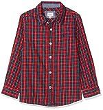 Pepe Jeans Daryl Blusa, (Red 255), 5-6 años (Talla del Fabricante: 5/6 años) para Niños
