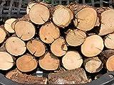 Brennholz Handel Warnecke BBQ Smoker Holz Kirsche Cherry 30 Kg im Karton