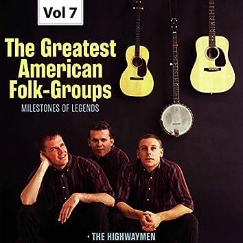 Milestones of Legends: The Greatest American Folk-Groups, Vol. 7