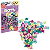 LEGO DOTS Extra DOTS - Series 1 41908 DIY Craft, A Fun add-on Tile Set for Kids who Like Arts-and-Crafts Play and Decorating Jewelry or Room décor and Prints, New 2020 (109 Pieces)