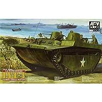 AFVクラブ 1/35 LVT-4 ウォーターバッファロー 後期型 プラモデル