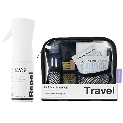 Jason Markk Jason Markk Unisex Repel Spray and Travel Cleaning Kit (Combo) White