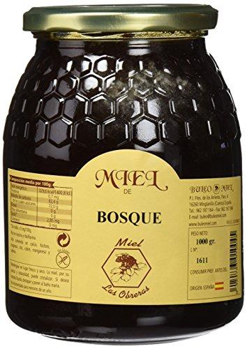 Miel de Bosque Las Obreras 1000 g