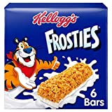 Kelloggs Frosties Cereal Bars 6 Pack 150g