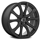 RTX Contour Custom Wheel - 18x8, 42 Offset, 5x108 Bolt Pattern, 73.1mm Hub - Matte Black Rim