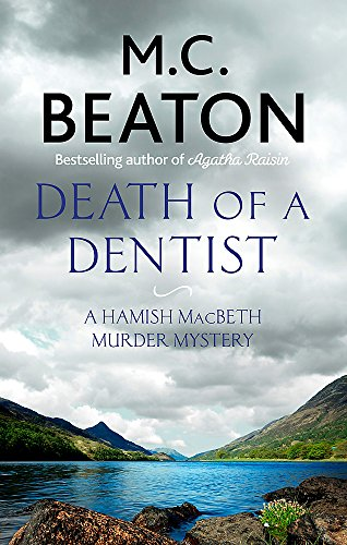 Death of a Dentist 1472124499 Book Cover