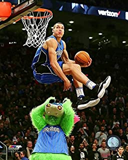 NBA Aaron Gordon Orlando Magic 2016 Slam Dunk Contest Photo (11