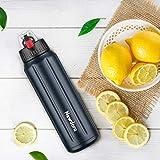 Zoom IMG-2 newdora 600 ml bottiglia acqua