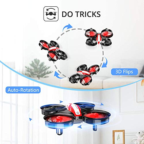 Holy Stone HS210 Mini Drone RC Nano pour enfants et débutants - 4