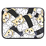 Corgi Laptop Sleeve for 15 Inch Notebook Tablet Bag Case Briefcase Compatible Computer Bag