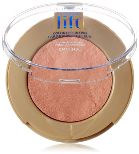 L'Oreal Paris Visible Lift Color Lift Blush, Nude Lift [705] 0.14 oz