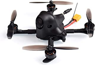 $119 » BETAFPV HX100 100mm 2-3S FPV Racing Quadcopter Carbon Fiber with F4 2-4S AIO 12A FC Runcam Nano V2 Camera OSD Smart Audio 0/25/200mW Switchable VTX 1103 8000KV Motor Micro RC Drone (Frsky FCC)