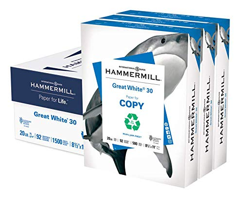 Hammermill Great White 30% Recyc...