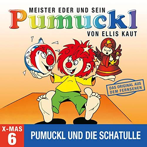Pumuckl und die Schatulle. Das Original aus dem Fernsehen Titelbild