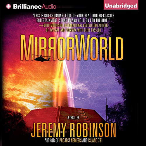Mirrorworld  By  cover art