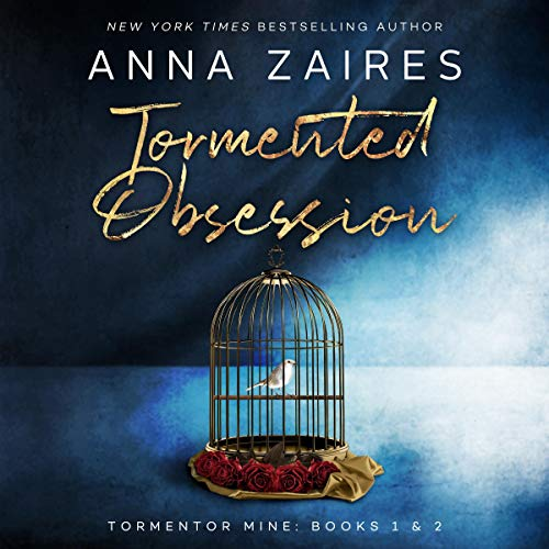 Tormented Obsession audiobook cover art
