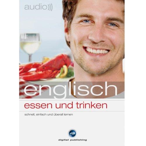Audio Englisch - Essen und trinken Titelbild