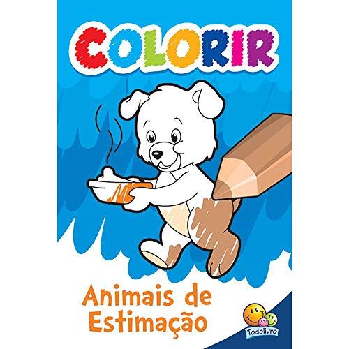 Colorir: Animais de Estimação