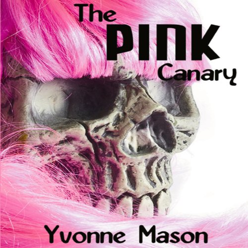 The Pink Canary audiobook cover art