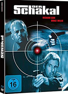Der Schakal - Exklusiv Limited Mediabook Edition