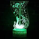 Te Amo cariño Bombilla LED 3D decoración romántica 7 Colo