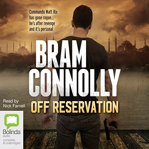 Off Reservation audiobook cover art