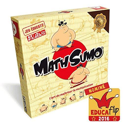 Le jeu éducatif Math Sumo