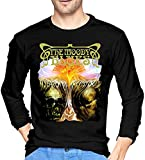 Photo de Ghghdfysdds Men's The Moody Blues in Search of The Lost Chord Long Sleeve T Shirt Black,Black,Large par