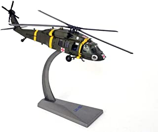 Air Force One Sikorsky UH-60 Black Hawk (Blackhawk) 377th Medical Company 1/72 Scale Diecast Model