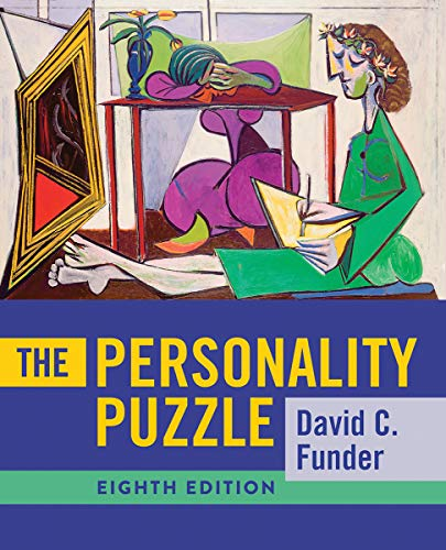 Compare Textbook Prices for The Personality Puzzle Eighth Edition ISBN 9780393421804 by Funder, David C.