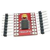 KKHMF デュアル モーター ドライバー モジュール 1A TB6612FNG Arduino マイクロコントローラー対応