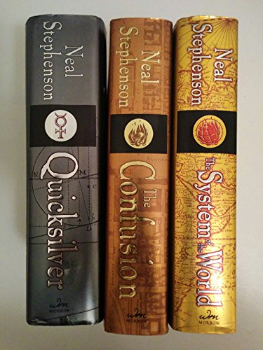 The Baroque Cycle: 3 Volume Set