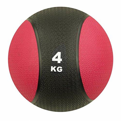 Carnegie 4 kg Medizinball Fitnessball Gymnastikball Crossfit-Ball Krafttraining