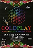 Coldplay - Head Full of Dreams, Hannover 2017 »