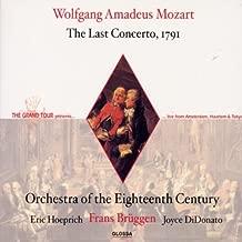 Concerto Pour Clarinette Kv 622;La Clemenza Di Tito Kv 621