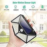 Zoom IMG-2 luce solare led esterno 2200mah