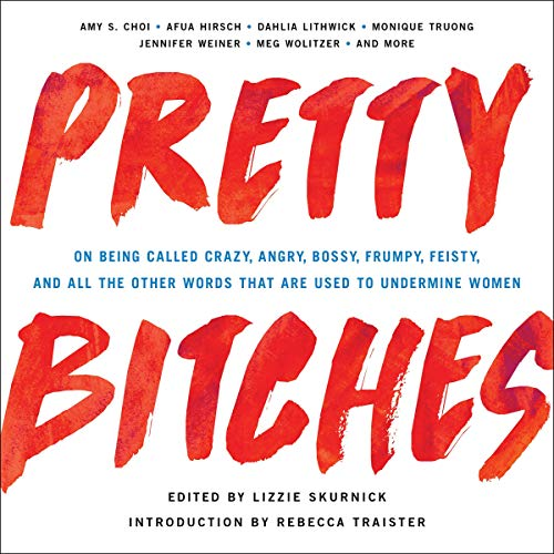 Pretty Bitches audiobook cover art