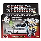 Transformers Spielzeug Generations Collaborative: Ghostbusters Superhelden, Ecto-1 Ectotron Figur – Ecto-1 verwandelt Sich in einen Roboter – Ab 8 Jahren geeignet, 17,5cm