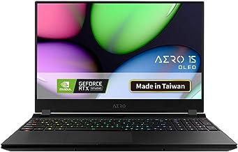 """Gigabyte AERO 15 OLED XA-7US5130SP 15"""" Thin Bezel Samsung UHD Amoled, i7-9750H, NVIDIA GeForce RTX 2070, Samsung 16GB RAM,..."""