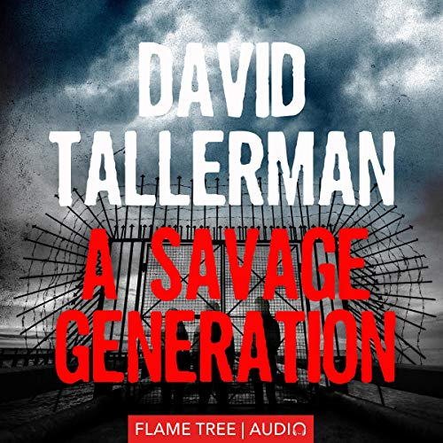 A Savage Generation audiobook cover art